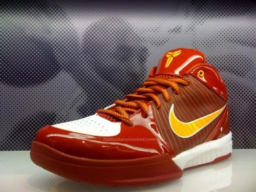 Zoom Kobe 4 (USC PE)