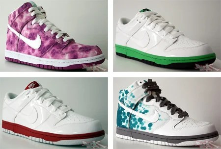 Nike Dunk - Fall 2009 Preview