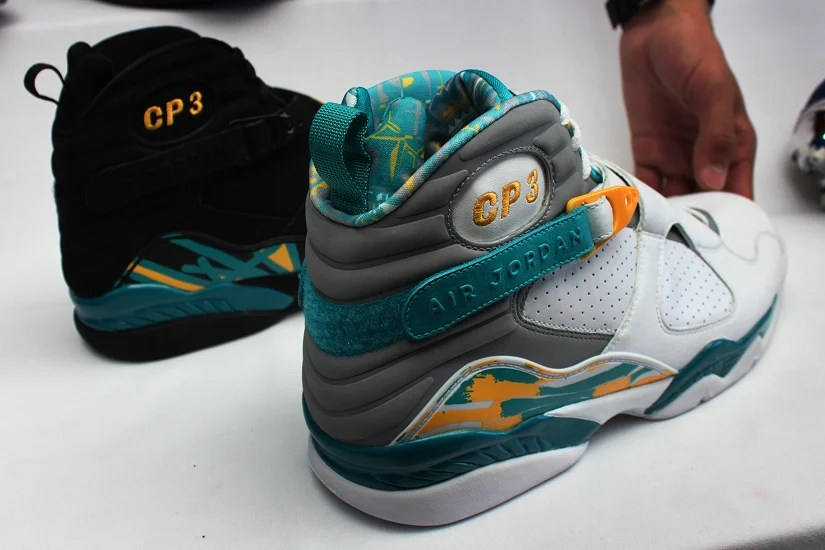 "... and teal and maize through out with that same ""CP3″ badging. These are  probably the only fresh pair out there b0681f02a06f"