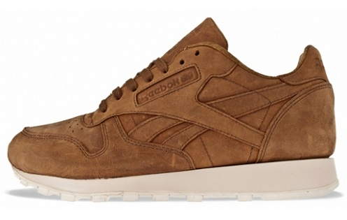 Reebok Classic Brown Leather Lux - Spring 2012