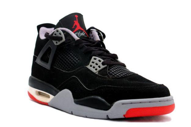 Air Jordan Iv 4 Black Cement 2012 Retro Release Date