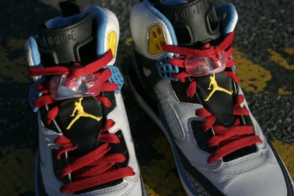 Air Jordan Spiz'ike 'Bordeaux' - New Images