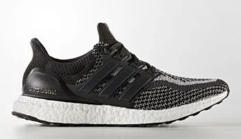 adidas Ultra Boost Black Reflective