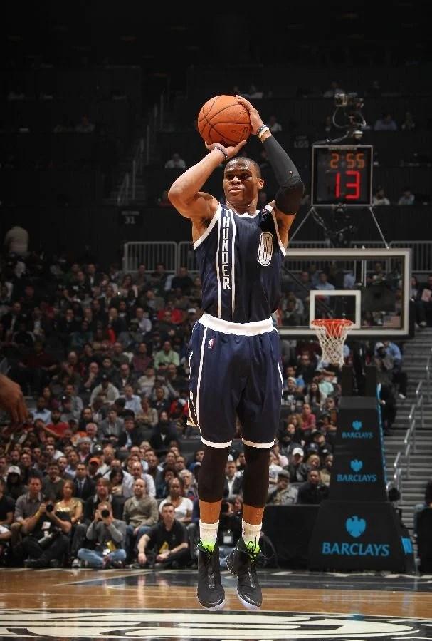 Russell Westbrook Debuts The Air Jordan XX8 28 In