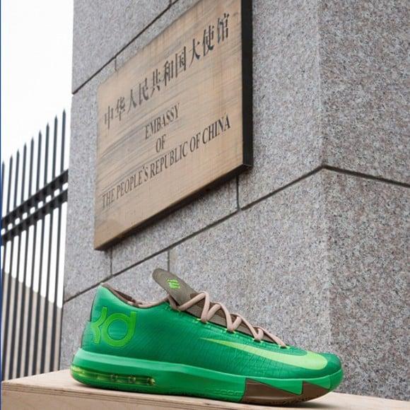 Nike KD VI Bamboo Release Date