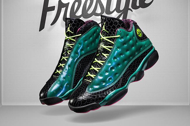 Air Jordan 13 Doernbecher 2015 SneakerFiles
