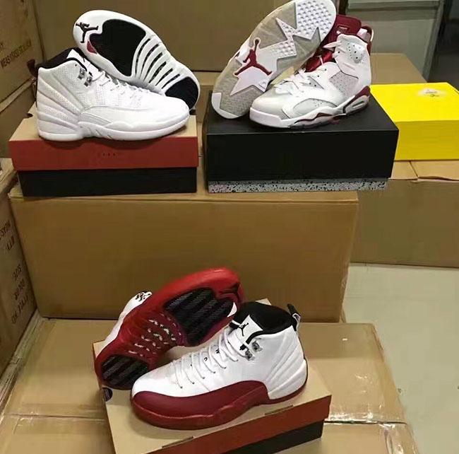 Air Jordan 2016 2017 Releases