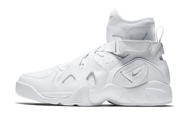 Nike Air Unlimited Triple White Release Date