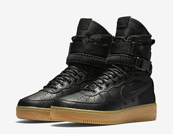 Nike SFAF1 Black Gum