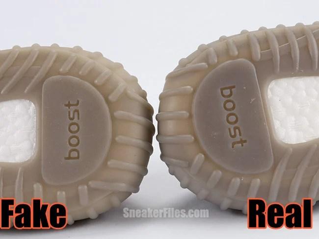 Real Fake adidas Yeezy Boost 350 V2 Beluga Sole