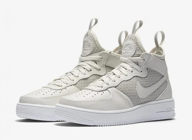 Nike Air Force 1 UltraForce Mid Light Bone