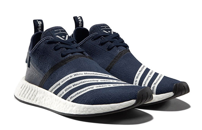 White Mountaineering adidas NMD