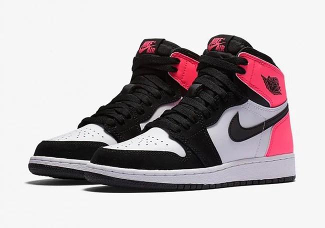 Air Jordan 1 Retro High OG Valentines Day February 2017