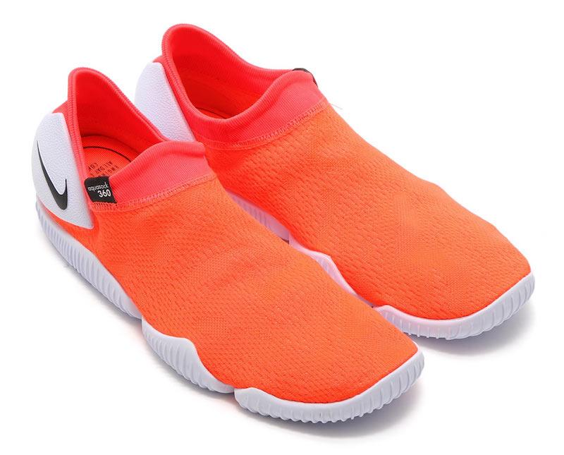 Nike Aqua Sock 360 Total Crimson