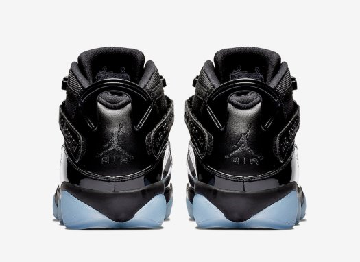 Jordan 6 Rings Black Ice 322992-011