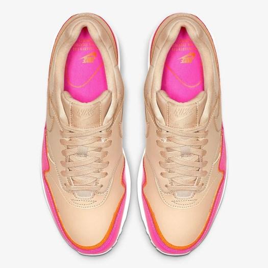 Nike Air Max 1 Tan Pink 881101-202 Release Date