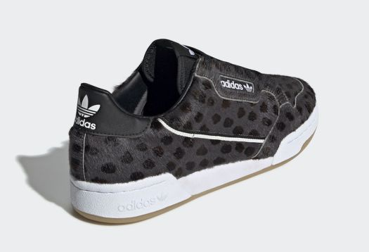adidas Continental 80 Black Leopard G27703 Release Date