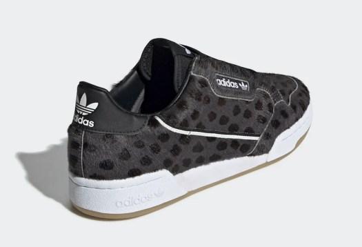adidas Continental 80 Black Leopard G27703 Release Date