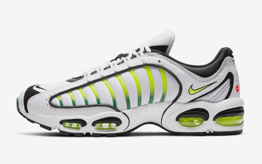 4d9b288779ee Nike Air Max Tailwind 4 White Volt Black AQ2567-100 Release Date. Best  Sellers Shoes