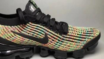 cb1e2ac66410 Nike Air VaporMax 3.0  Multicolor  Releasing This Spring
