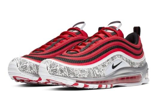 Jayson Tatum Nike Air Max 97 Release Date