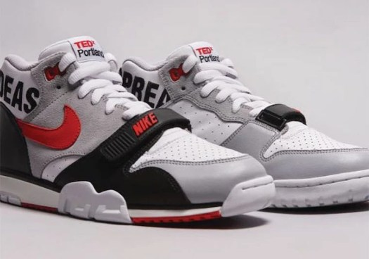 TEDxPortland Nike Air Trainer 1 Release Info