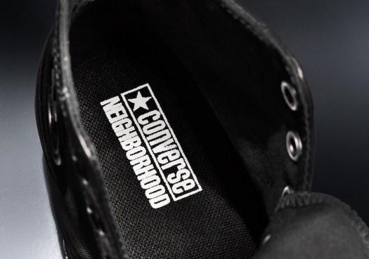 Neighborhood Converse Chuck 70 Black Release Date