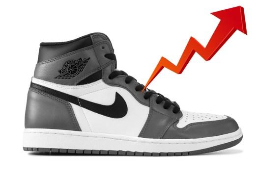 Air Jordan 1 Price Increase 2020 Release Date Info