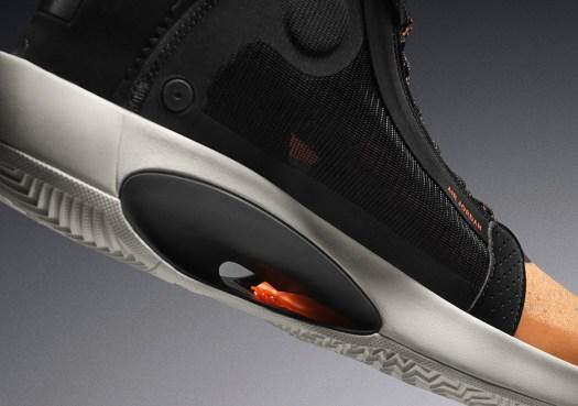 Air Jordan 34 XXXIV Amber Rise AR3240-800 Release Date Info