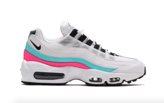 Nike Air Max 95 Womens South Beach 307960-117 Release Date Info