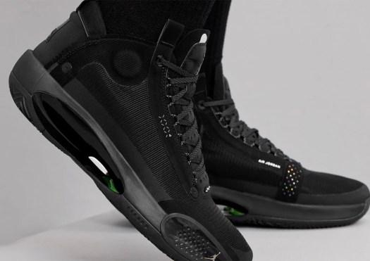 Air Jordan 34 Black Cat BQ3384-003 Release Date