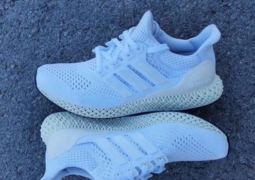 adidas Ultra 4D White Release Date Info