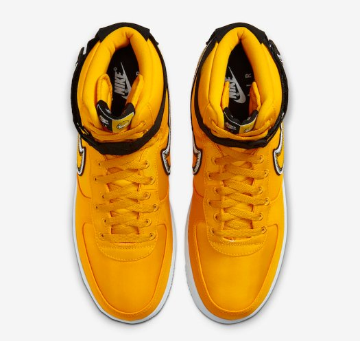 Nike Air Force 1 High University Gold CD0911-700 Release Date Info