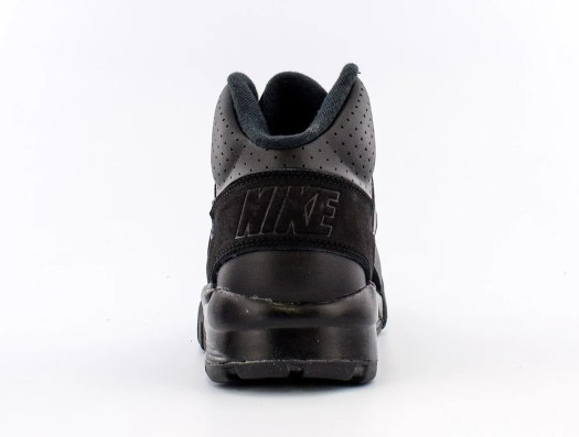 Nike Air Trainer SC High Triple Black CW7050-001 Release Date Info