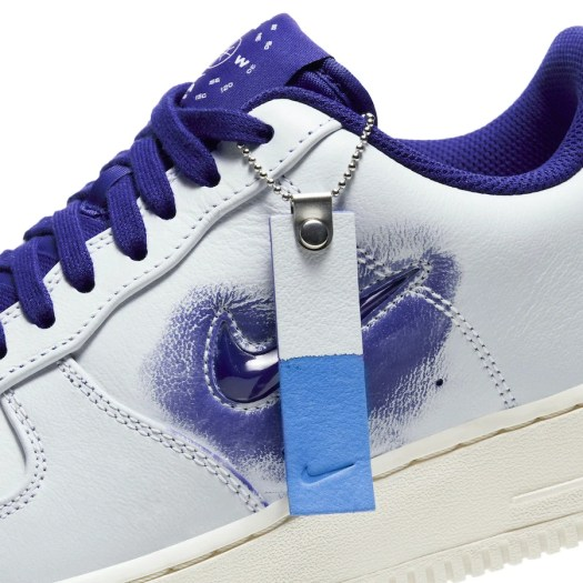 Nike Air Force 1 Low PRM Rub-Away Release Date Info