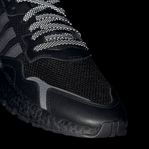 adidas Nite Jogger Black Reflective FV1277 Release Date Info
