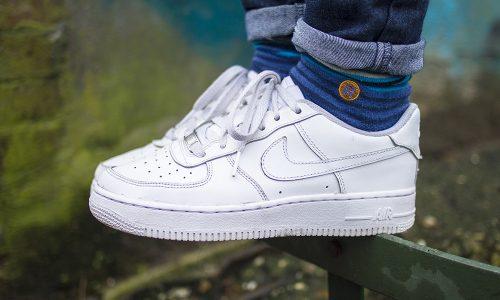 Niki – Nike Air Force 1 White