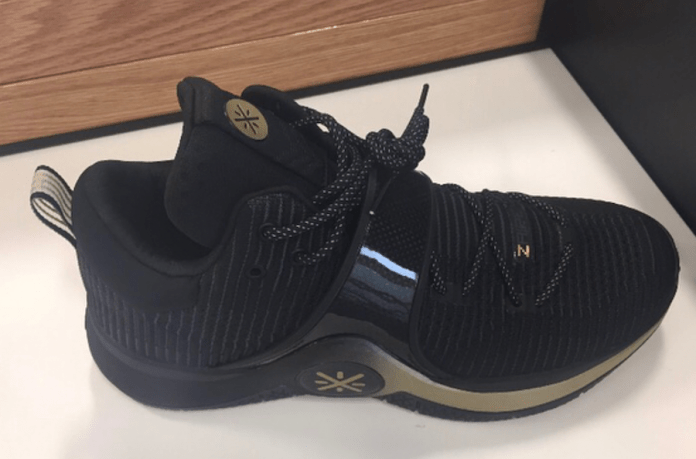 Dwade Dedicates One Of The Way Of Wade 6 Colorways To His First Born Son Zaire!