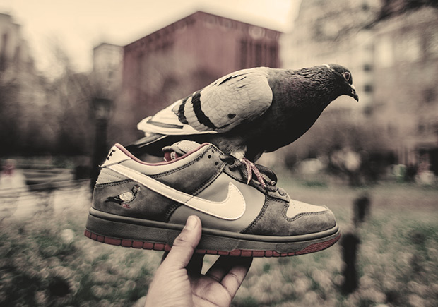 The Classic Nike SB Dunk Low Pigeon Will Be Releasing Sometime In November!