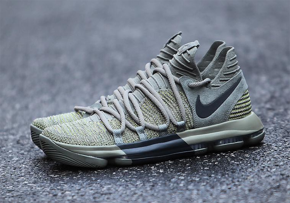 The Nike KD10 Dark Stucco Will Be Releasing On November 11th!