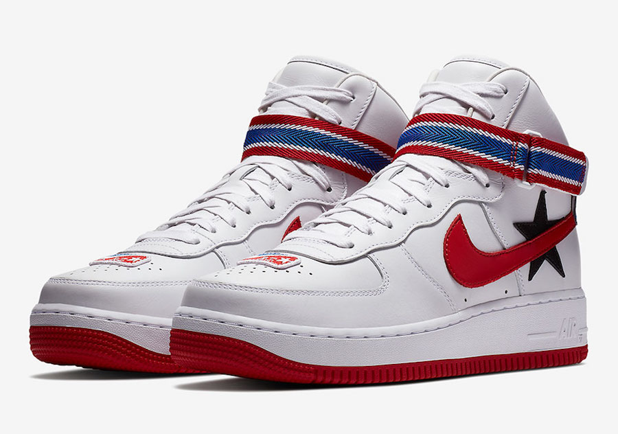 Riccardo Tisci x NikeLab Join Forces One More Time For Another Air Force 1 High Collab!