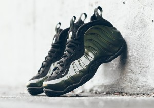 The Nike Air Foamposite One Legion Green Releases On November 22nd!