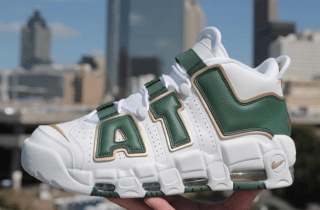 Nike Will Be Releasing The Nike Air Uptempo Atlanta On December 20th!