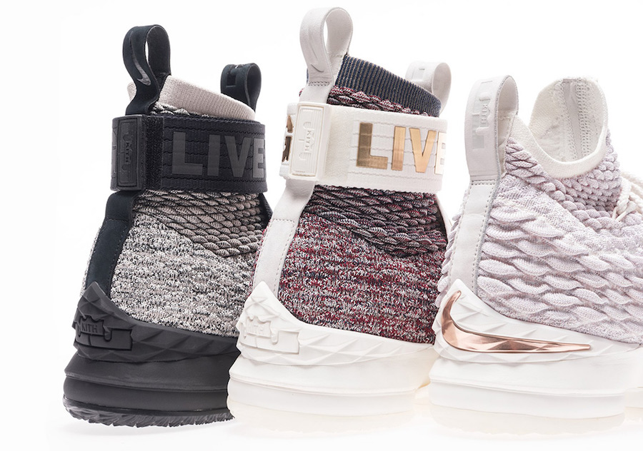 Kith Previews There Nike Lebron 15 Long Live The King Collab!