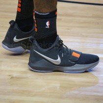 """Paul George Reveals Why He Wore His Nike PG1 """"City"""" PE Tonight Against Washington"""