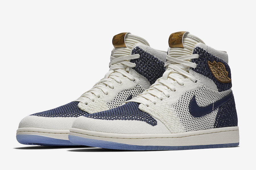 Jordan Brand Pays Tribute To Derek Jeter With This Upcoming Jordan 1 Flyknit RE2PECT!
