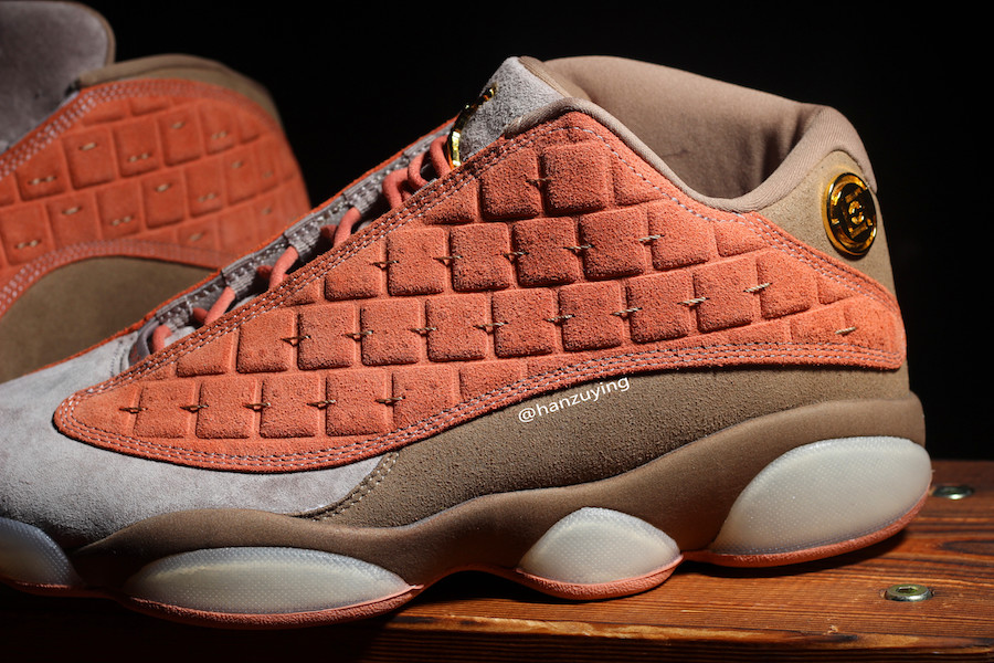 8c47d5d41412a9 Clot x Jordan Brand Link Up For An Air Jordan 13 Low Collab Inspired By  Chinese