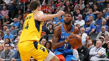 OKC Thunder Get The Bounce Back Victory Over The Indiana Pacers (107-99)