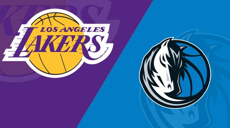 Sr Nba Primetime Preview Los Angeles Lakers At Dallas