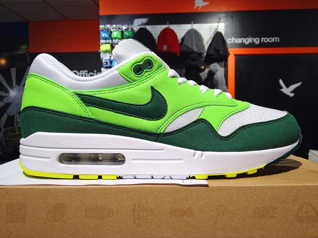 Fake Nike Air Max 2012 Green